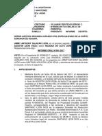 Caso Santiago Leon Rios 2019