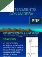Sosten - Madera - 3