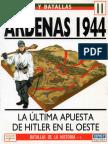 Ejercitos Y Batallas 11 Vol II - Ardenas 1944