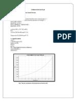 Gráfico de Los Códigos de Matlab