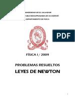 Resueltos-Leyes de Newton