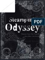 steampunk odyssey game rules