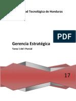 administración estratégica I parcial tarea 1 (Gerencia estrategica).docx