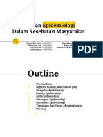 Kel 5 Kesmas Epidemiologi()