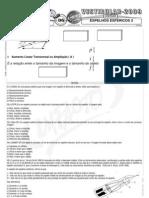 Física - Pré-Vestibular Impacto - Óptica Geométrica - Espelhos Esféricos I