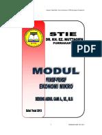 Diktat Ekonomi Mikro.pdf