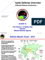 Ballistic Missile Defense Overview