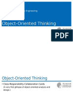 WS14 EiSE 02 Object Oriented Thinking