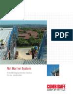 Combisafe Net Barrier