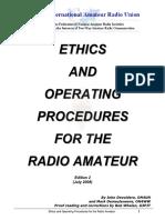 Ethics & Operating Procedures for Radio Amateur.pdf