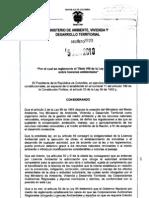 Decreto 2820 de2010 Licencias