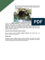 Petrografi Batu Gamping