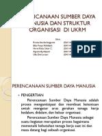 perencanaan kebutuhasn SDM