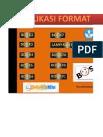 APLIKASI FORMAT BOS K2, K3, K4, K5, K6, K7A, K7B, K7C (1)