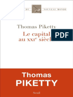 eBook Gratuit.co Thomas Piketty Le Capital Au XXIe Siecle