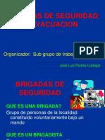 Brigadas de Seguridad y Evacuación2014