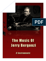 Bergonzi - The Music of Jerry Bergonzi (C)