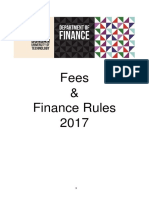 2017 Fee Booklet Durban