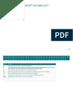 A17 Final Semester Plan Autumn 2017 D Concept BA