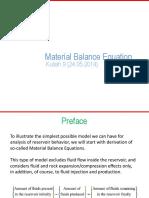 07. Material Balance