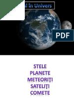 Universul Si Planetele Vecine