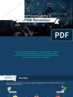 Prime Factors Lead to TPRM Revolution