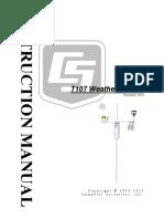 Manual t107