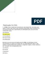 Replicação DNA