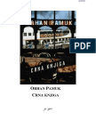 Orhan Pamuk - Crna Knjiga