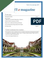 ECTI E Magazine Jul Sept 2017