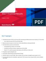 BofA Q3 2017 Presentation
