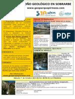 Geoparque Sobrarbe Otono 2017