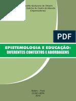 Livro - Epistemologia e Educacao.pdf