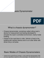 Presentation on Chasis Dynamometer