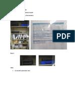 Reconocimiento Inventario de Vitrinas y Reconocimiento de Motor y Ciclos.