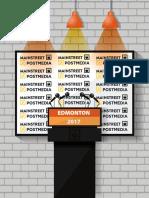 Mainstreet - Edmonton Election 2017 A