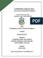 Proyecto de La Humanidad Liceo Ladislao Leiva Final1