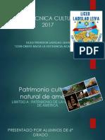 Expotecnica Cultural 2017