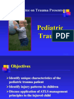 Chapter 10A, Extremes of Age, Pediatric Trauma