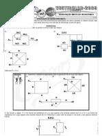 Física - Pré-Vestibular Impacto - Resistores Elétricos - Associação Mista II