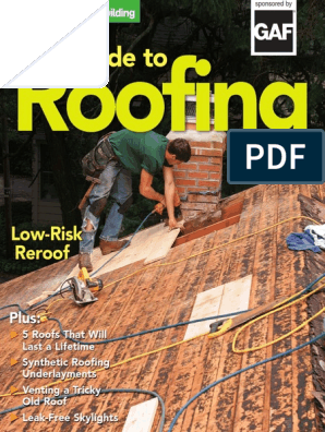 Guide to Roofing | Roof | Building Materials