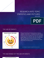 Stats and Facts on EMOJIS