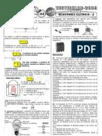 Física - Pré-Vestibular Impacto - Resistores Elétricos II