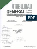 Contabilidad General y Analisis Financiero