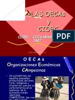 Las Oecas y Cioec