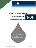 Fuel Tender XML Implementation Guide