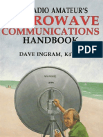 0830605940 the Radio Armateur Microwave Communications Handbook