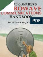 0830605940 the Radio Armateur Microwave Communications Handbook
