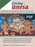 Loving Ganesha