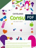 Catalogo Produtos Consul